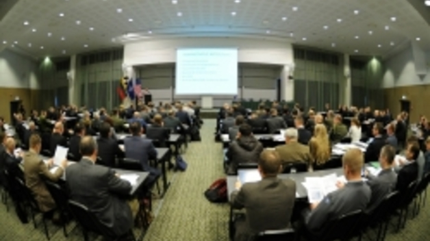 INTERNATIONAL CD&E CONFERENCE CONCLUDED IN VILNIUS