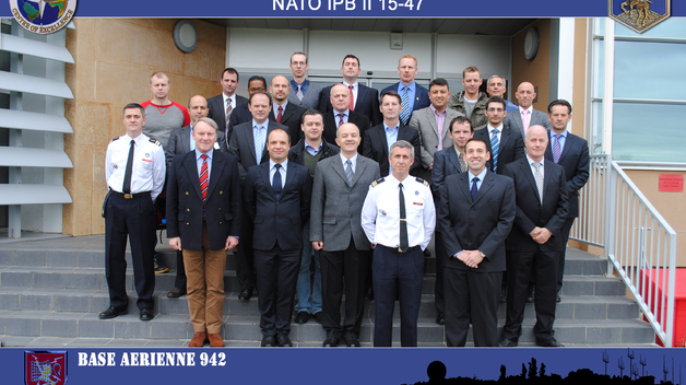 ENSEC COE has attended 2015 NATO Individual Planning Board (IPB II) meeting