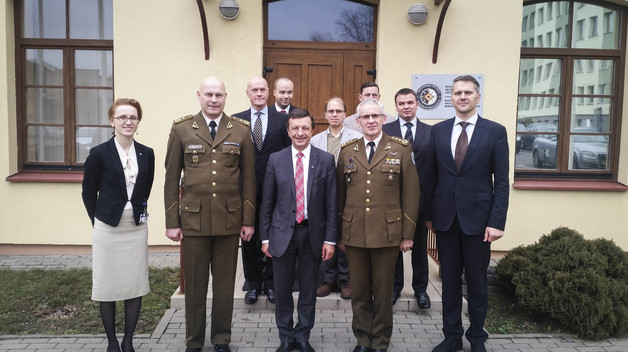 The NATO Energy Security Centre of Excellence and Kaunas University of Technology have signed a...