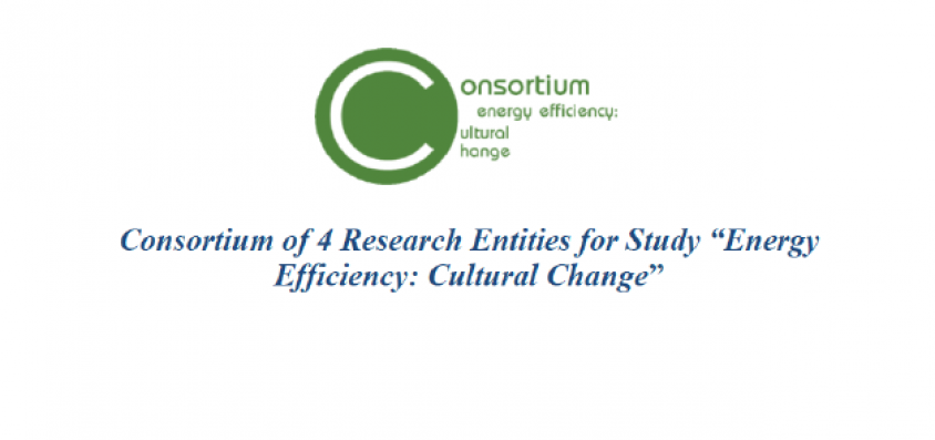 "NATO ENSEC COE has published a study ""Energy Efficiency: Cultural Change"""