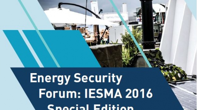 New issue of the Energy Security Forum: IESMA 2016 Special Edition