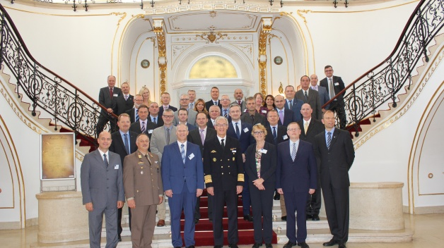 2017 NATO Center of Excellence Directors' conference held in Budapest