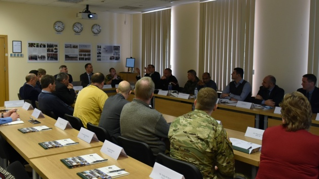 NATO ENSEC COE hosted Environmental Protection and Energy Efficiency Working Group