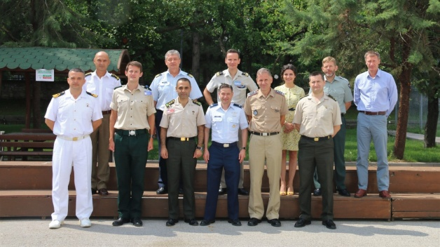 NATO ENSEC COE participated in the third Annual Discipline Conference hosted by the Defence...