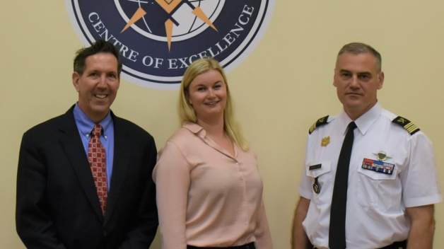 NATO ENCEC COE was visited by research fellow from US think tank - Hoover Institute