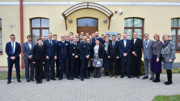 13th Steering Committee meeting was held in the NATO ENSEC COE premises
