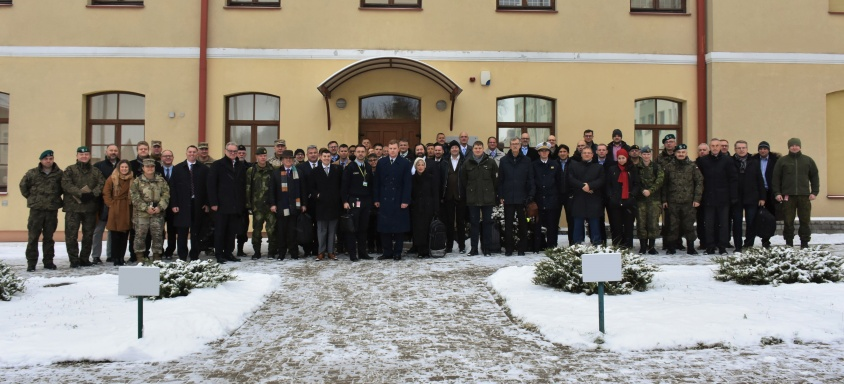 NATO ENSEC COE conducts its largest Tabletop Exercise COHERENT RESILIENCE 2018