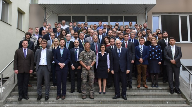 "NATO ENSEC COE started Table Top Exercise ""Coherent Resilience 2019"""