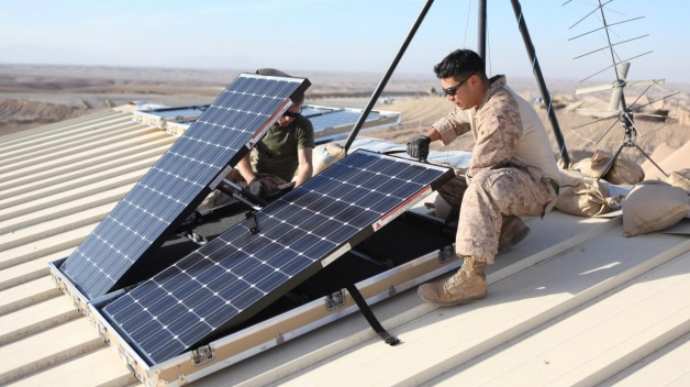 NATO ENSEC COE presents a study report - 'Energy Management in a Military Expeditionary...