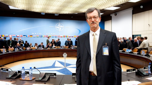 NATO ENSEC COE Subject Matter Expert presented a report at the NATO HQ