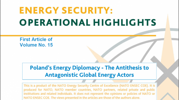 Poland's Energy Diplomacy - The Antithesis to Antagonistic Global Energy Actors