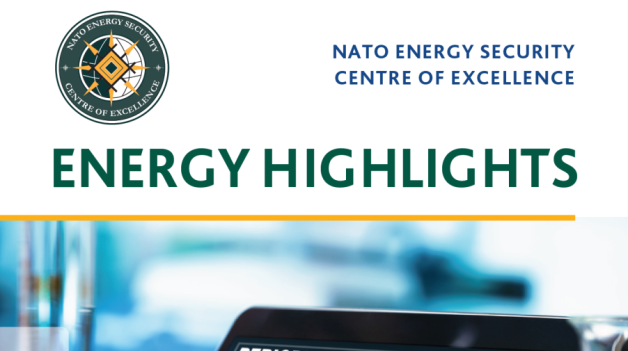 NATO ENSEC COE is pround to present its new compilation of studies - Energy Highlights No. 14